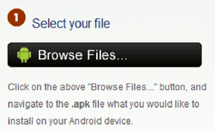 QR Instal Aplikasi Android