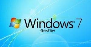 Usia Windows 7 Tidak Lama Lagi