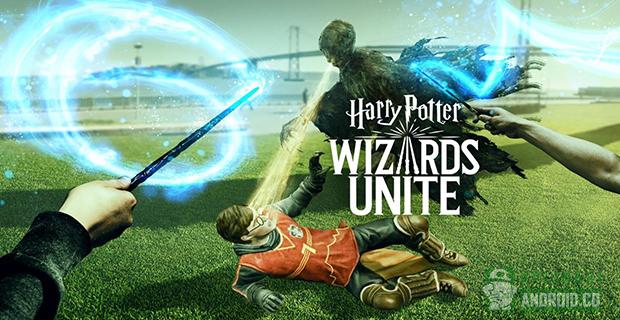 Akan Rilis Game Harry Potter Wizard Unite Mobile AR