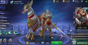 Leomord (Triumph Eagle)