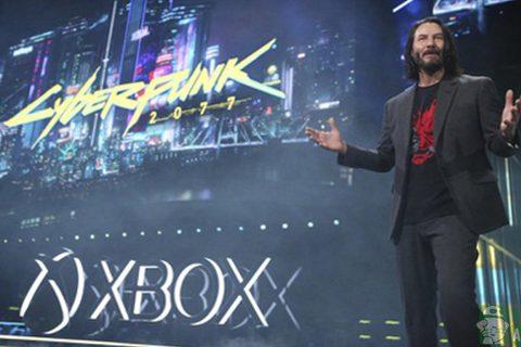 Tampilkan Keanu Reeves, Game Cyberpunk 2077 Akan Diluncurkan 2020
