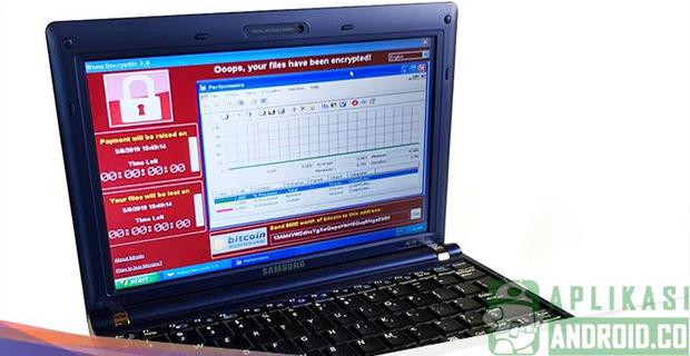 Wow, Laptop Berisi Virus Ini Dijual 17 Miliar