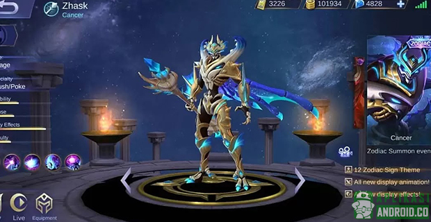 Zhask (Cancer)