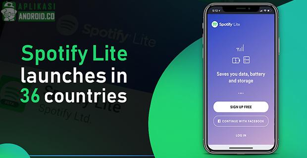 Spotyfi Lite Resmi Diluncurkan Dengan Hemat Data