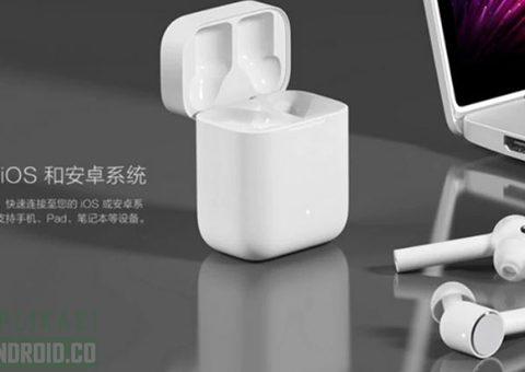 Xiaomi Meluncurkan Earphones Air