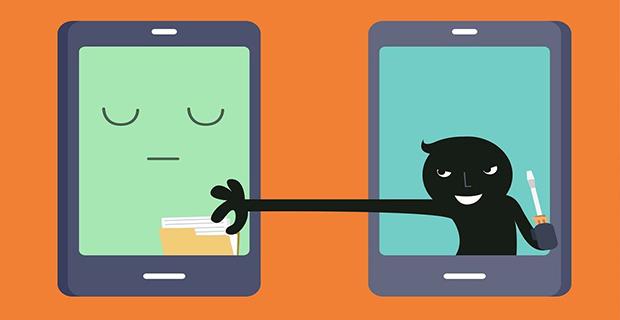 Data Di Android Bisa Dimaling Melalui Bluetooth