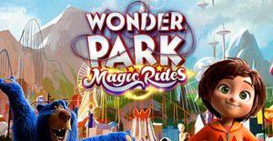 Wonder Park Magic Rides