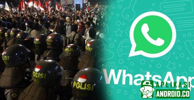Penyebab WhatsApp, Facebook maupun Instagram Eror 22 Mei 2019